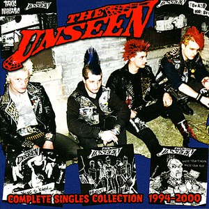 The Unseen альбом Complete Singles Collection 1994-2000
