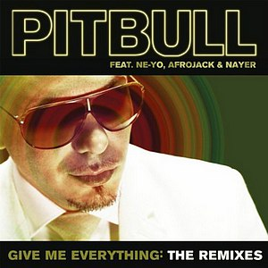Pitbull альбом Give Me Everything: The Remixes