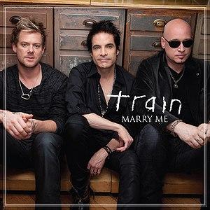 Train альбом Marry Me