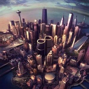 Foo Fighters альбом Sonic Highways