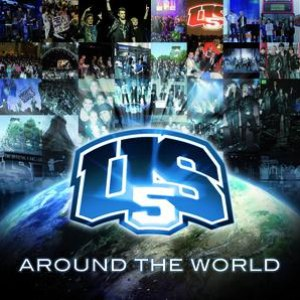 Us5 альбом Around The World