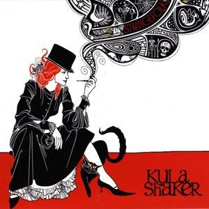 Kula Shaker альбом Strangefolk