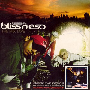 Bliss N Eso альбом The Mix Tape