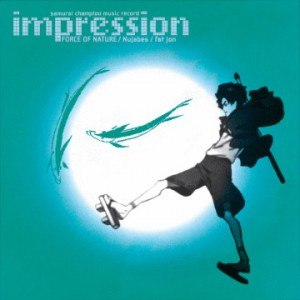 Nujabes альбом IMPRESSION: Samurai Champloo OST
