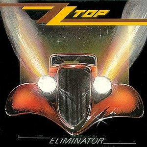 ZZ Top альбом Eliminator [Expanded Edition]