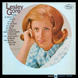 Lesley Gore альбом Sings of Mixed-Up Hearts