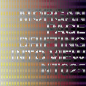 Morgan Page альбом Drifting Into View