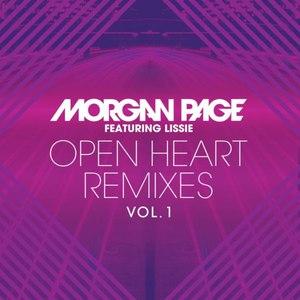 Morgan Page альбом Open Heart Remixes Vol. 1