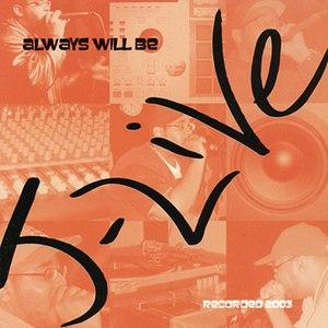J-Live альбом Always Will Be