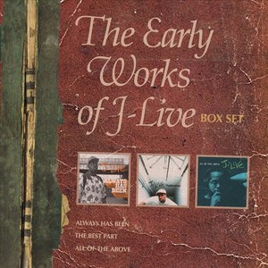 J-Live альбом The Early Works of J-Live (Box Set)