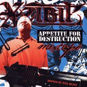 Xzibit альбом Appetite For Destruction