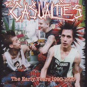 The Casualties альбом The Early Years: 1990-1995