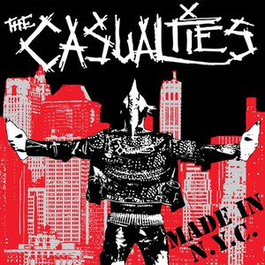 The Casualties альбом Made In Nyc