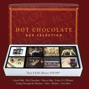Hot Chocolate альбом Box Selection (Their 8 RAK albums 1974-1983)
