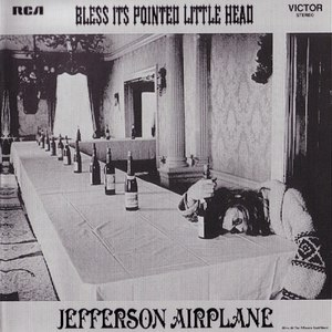 Jefferson Airplane альбом Bless Its Pointed Little Head