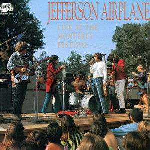 Jefferson Airplane альбом Live at the Monterey Festival