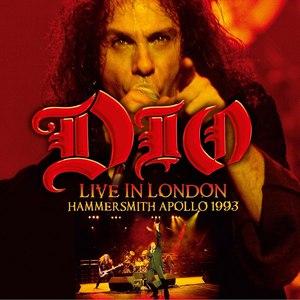 Dio альбом Live in London: Hammersmith Apollo 1993