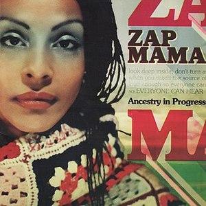 Zap Mama альбом Ancestry In Progress - Disc 1 / Zap Mama Disc - 2