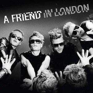 A Friend In London альбом A Friend In London EP