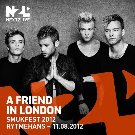 Альбом A Friend In London Smukfest 2012