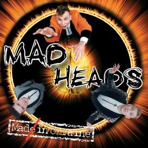 Mad Heads альбом Mad in Ukraine
