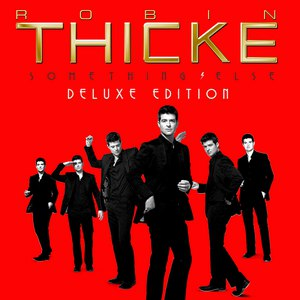 Robin Thicke альбом Something Else (Deluxe Edition)