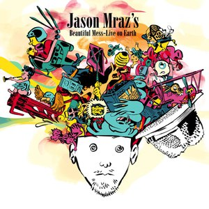 Jason Mraz альбом Jason Mraz's Beautiful Mess: Live On Earth