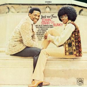 Edwin Starr альбом Just We Two