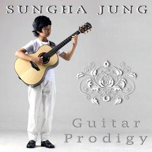 Sungha Jung альбом Guitar Prodigy