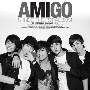SHINee альбом AMIGO