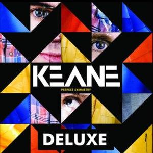 Keane альбом Perfect Symmetry (Deluxe Edition)