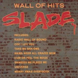 Slade альбом Wall Of Hits