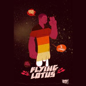 Flying Lotus альбом Raw Cartoons