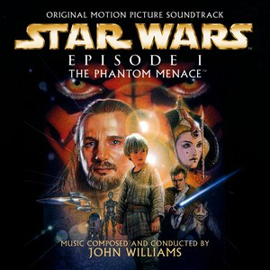 John Williams альбом Star Wars Episode 1: The Phantom Menace: Original Motion Picture Soundtrack