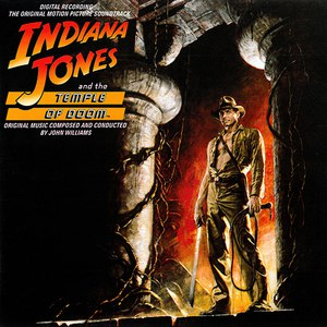 John Williams альбом Indiana Jones and the Temple of Doom