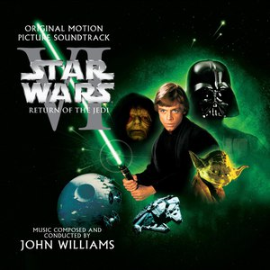 John Williams альбом Star Wars Episode VI: Return Of The Jedi (Original Motion Picture Soundtrack)