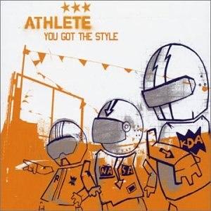 Athlete альбом You Got The Style