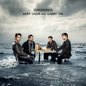 Stereophonics альбом Keep Calm and Carry On