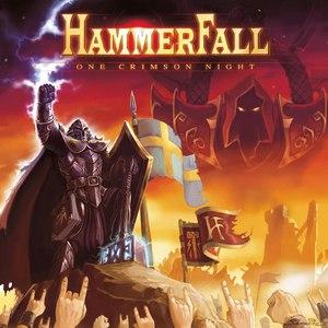 HammerFall альбом One Crimson Night