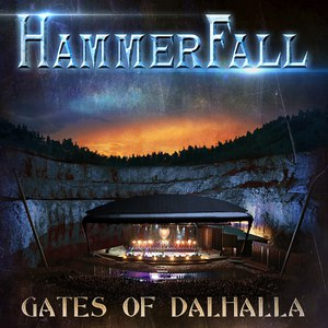 HammerFall альбом Gates of Dalhalla
