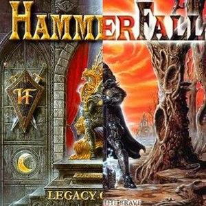 HammerFall альбом Legacy of the Brave