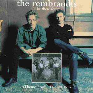 The Rembrandts альбом I'll Be There For You