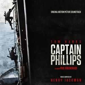 Henry Jackman альбом Captain Phillips
