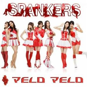 Spankers альбом Pelo Pelo
