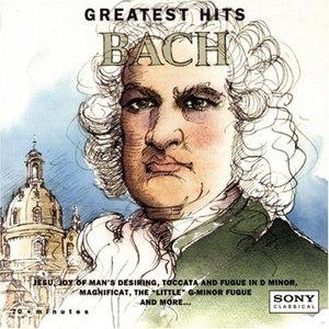 Johann Sebastian Bach альбом Bach: Greatest Hits