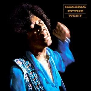 Jimi Hendrix альбом Hendrix In The West