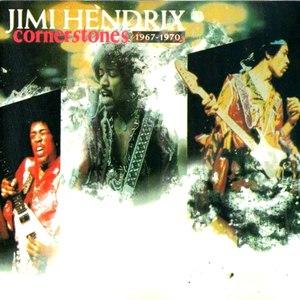Jimi Hendrix альбом Cornerstones 1967-1970