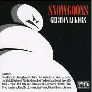 Snowgoons альбом German Lugers