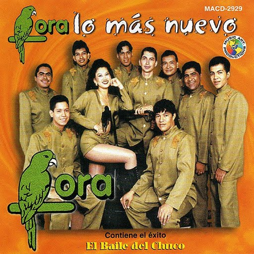 Lora альбом Lo Mas Nuevo