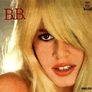 Brigitte Bardot альбом B.B.